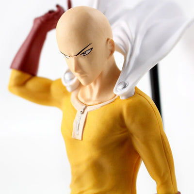 Figurine One Punch Man Saitama zoom
