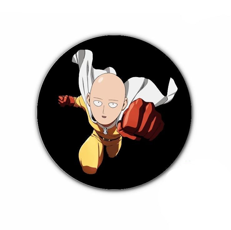 Pin's One punch man Super Saitama
