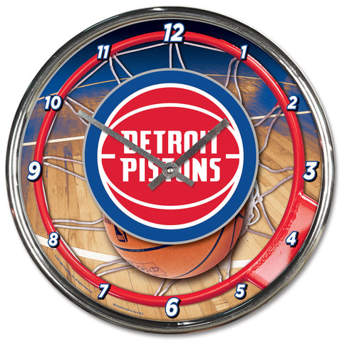 NBA - Detroit Pistons - Clocks