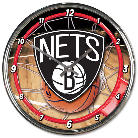 NBA - Brooklyn Nets - Clocks