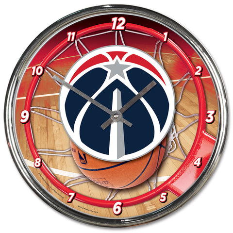 NBA - Washington Wizards - Clocks