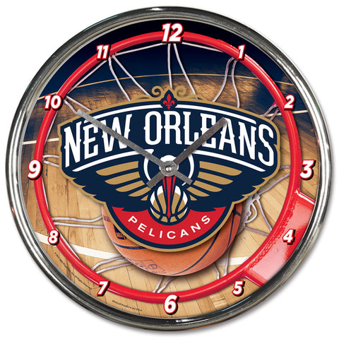 NBA - New Orleans Pelicans - Clocks