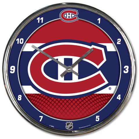 NHL - Montreal Canadiens - Clocks
