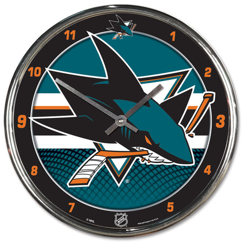 NHL - San Jose Sharks - Clocks