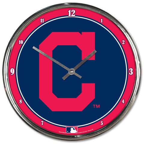 MLB - Cleveland Indians - Clocks