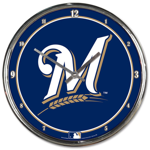 MLB - Milwaukee Brewers - Clocks