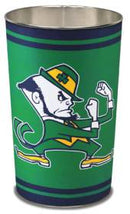 Notre Dame Fighting Irish Wastebasket 15 Inch