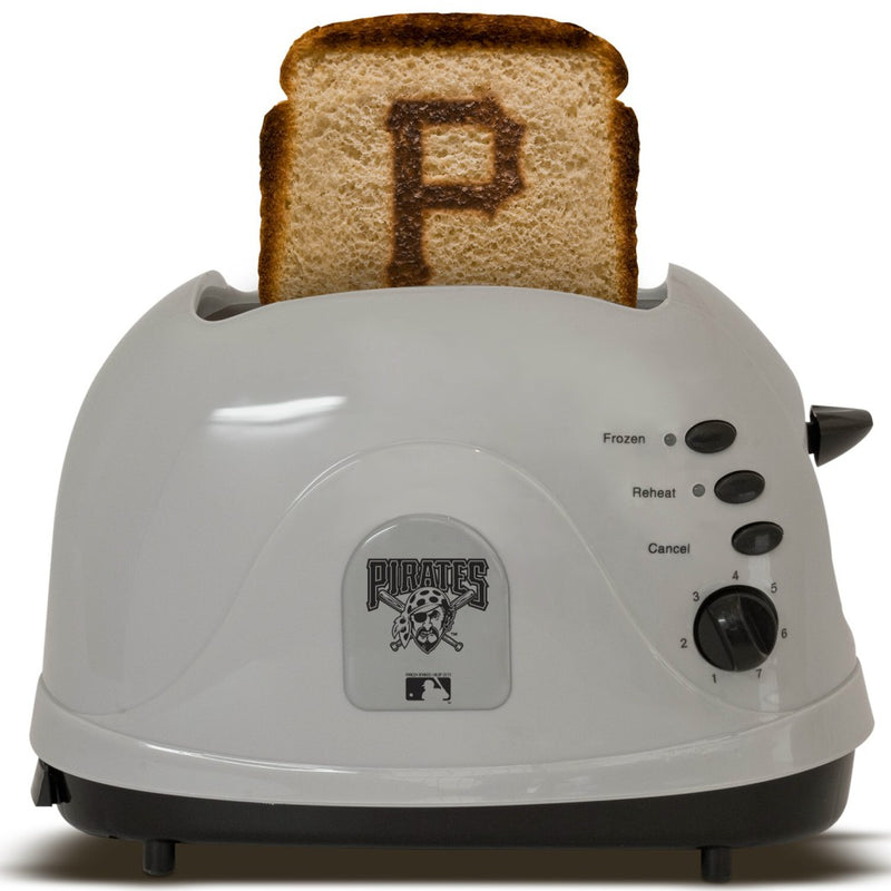 Pittsburgh Pirates Toaster Gray