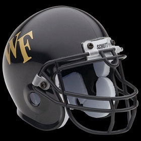 NCAA - Wake Forest Demon Deacons - Helmets