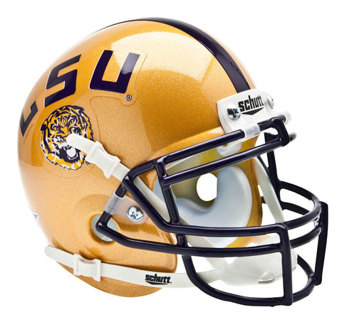 NCAA - LSU Tigers - Helmets