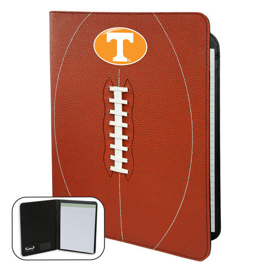 Tennessee Volunteers Classic Football Portfolio - 8.5 in x 11 in