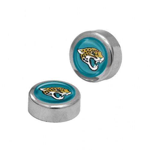 Jacksonville Jaguars Screw Caps Domed - Special Order