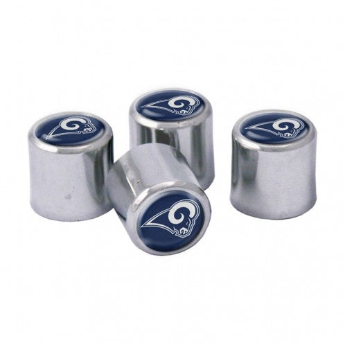 Los Angeles Rams Valve Stem Caps