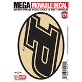 Purdue Boilermakers Decal 5x7 Mega