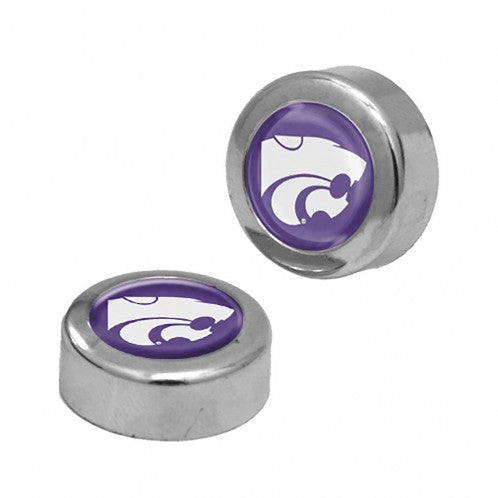 Kansas State Wildcats Screw Caps Domed - Special Order
