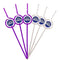 Colorado Rockies Team Sipper Straws