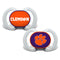 Clemson Tigers Pacifier 2 Pack