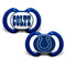 Indianapolis Colts Pacifier 2 Pack