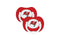 Tampa Bay Buccaneers Pacifier 2 Pack