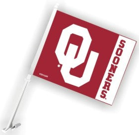 NCAA - Oklahoma Sooners - Flags