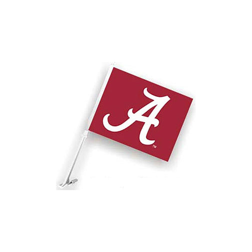 Alabama Crimson Tide Car Flag