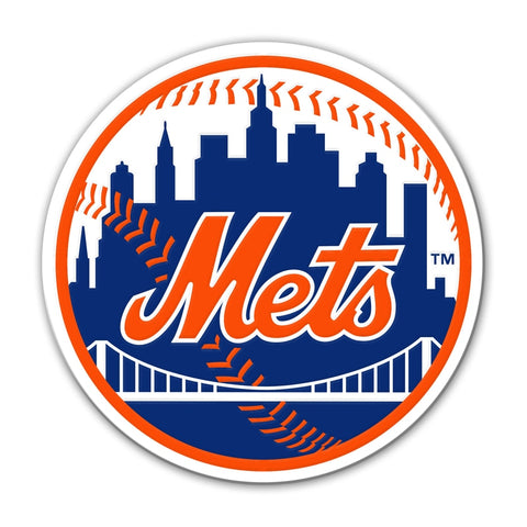MLB - New York Mets - Decals Stickers Magnets