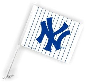 New York Yankees Flag Car Style
