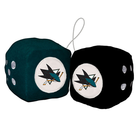 NHL - San Jose Sharks - Automotive Accessories