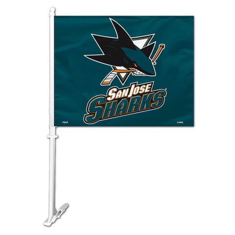 NHL - San Jose Sharks - Flags