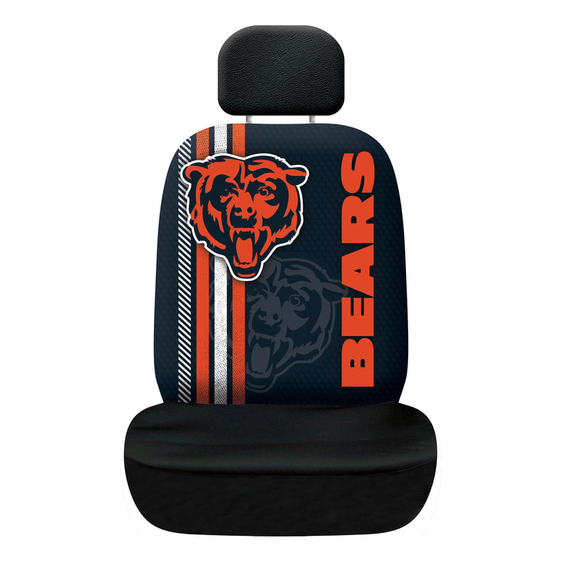 Chicago Bears Seat Cover Rally Design
