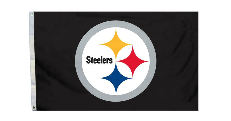 Pittsburgh Steelers Flag 3x5 All Pro