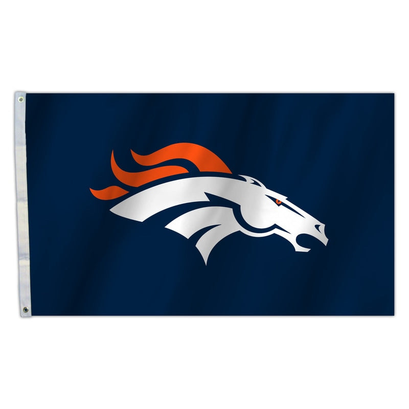 Denver Broncos Flag 3x5 All Pro