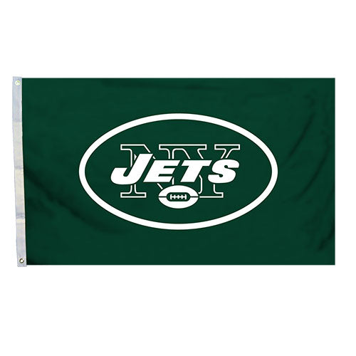 New York Jets Flag 3x5 All Pro