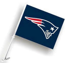 New England Patriots Car Flag