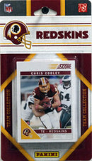 Washington Redskins 2011 Score Team Set