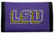 LSU Tigers Wallet Nylon Trifold
