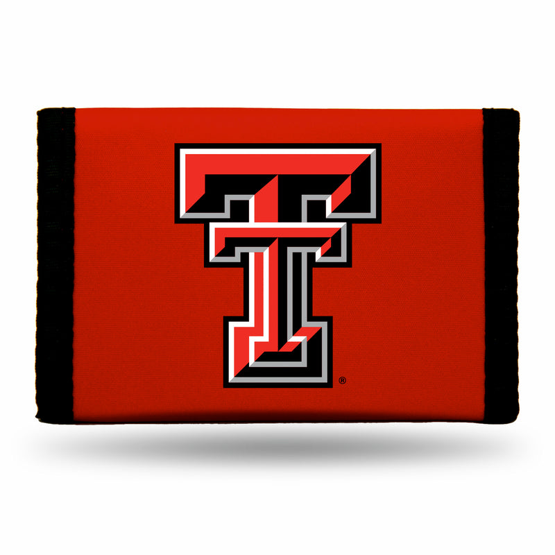Texas Tech Red Raiders Wallet Nylon Trifold - Special Order