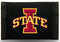 Iowa State Cyclones Wallet Nylon Trifold