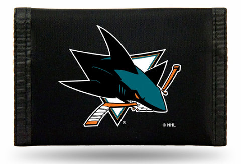 NHL - San Jose Sharks - Wallets & Checkbook Covers