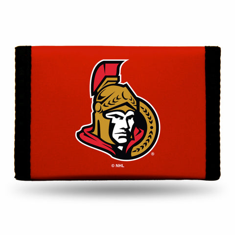 NHL - Ottawa Senators - Wallets & Checkbook Covers
