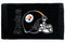 Pittsburgh Steelers Wallet Nylon Trifold