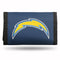 Los Angeles Chargers Wallet Nylon Trifold