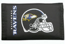 Baltimore Ravens Wallet Nylon Trifold