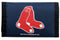 Boston Red Sox Wallet Nylon Trifold