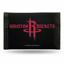 Houston Rockets Wallet Nylon Trifold