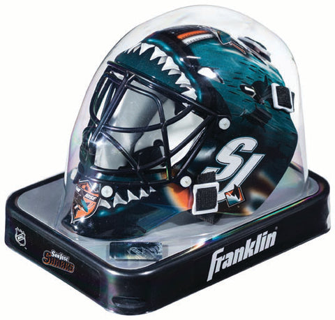 NHL - San Jose Sharks - Helmets