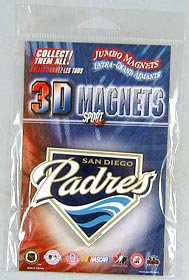 MLB - San Diego Padres - Decals Stickers Magnets