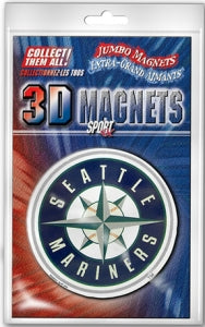 MLB - Seattle Mariners - Decals Stickers Magnets