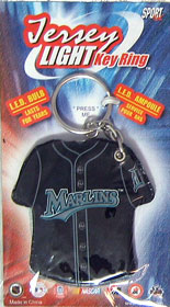 MLB - Florida Marlins - Keychains & Lanyards