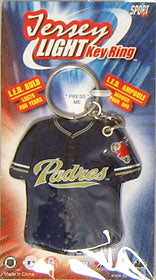 MLB - San Diego Padres - Keychains & Lanyards